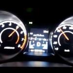 三菱ギャランフォルティス GALANT FORTIS 加速 0-100km/h