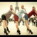 【お笑い】ハイヒールのオネエのダンスがキレッキレ