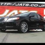 ジャッツ カムリ ユニバーサルエアー エアサス 4輪独立 ハイスピードエアサス