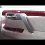 トヨタ クラウン エステート 3L ロイヤルサルーン 内装:リアシート