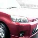 New Scion xB トヨタカローラ ルミオン