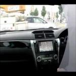 新型トヨタ カムリ・ハイブリッド試乗体験/Toyota New Camry  hybrid