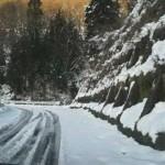エスティマハイブリッド(4WD)の雪道登坂性能 12%勾配