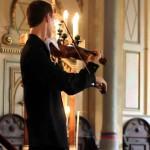 【思わず感動】ヴァイオリンのコンサートで携帯がなった時の演奏者が粋
