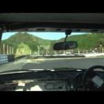 セントラルサーキット EF9車載カメラ 模擬レース