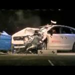 2013 Subaru Impreza/XV Crosstrek (IIHS) Frontal Offset (Top Safety Pick) 【スバル】