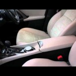 Toyota(UK) avensis's interior 2012 Japanese specification トヨタ アベンシスの室内