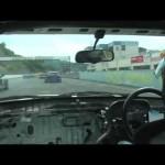2010年6月6日 セントラルサーキット EF9車載カメラ 模擬レース前半