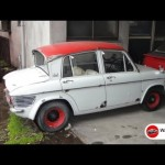 Spotted: A charismatic 1964 Mazda Carol 【マツダ】