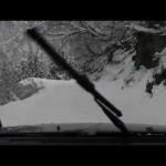 エスクード 雪の林道  snow attack スノーアタック Suzuki Grand Vitara V6  3.2