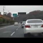 ベンツ レクサス BMW ジムニー アリオン(ではなくマークX) 煽り運転 危険 ドライブレコーダー