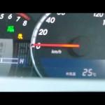 クラウンアスリート(GRS182) 0-100km/h加速