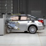 2013 Suzuki Kizashi small overlap IIHS crash test 【スズキ】