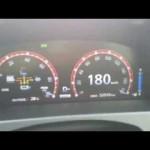 200系 クラウンハイブリッド 60~リミッターkm/h までフル加速