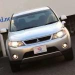 三菱 アウトランダー 2.4 G 4WD スマートキー パドルシフト クー
