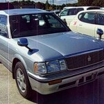 TOYOTA CROWN WOGON S13型  junkyard car トヨタ クラウン ワゴン