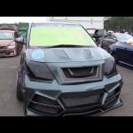 HONDA ELYSION PRESTIGE Customcar  ホンダ エリシオン プレステージ カスタムカー