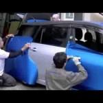 カーラッピング ウイングロード  Car wrapping   Wingroad