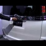 新型ヴォクシーNEW VOXY 2014年発売予定!東京モーターショー2013 The 43rd TOKYO MOTOR SHOW 2013
