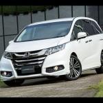 【新型車解説】新型オデッセイ アブソルート インテリア編   2014 Honda Odyssey interior