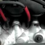 スバル ディアス ワゴン S/C エンジン音