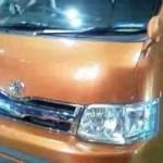 AUTOMESSE 2013 トヨタ・ハイエースDXロングバン