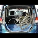 【試す】新型ソリオの試乗車に自転車を積む|スズキ豊橋豊川