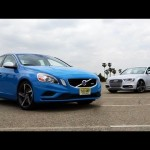 2013 Audi S4 AWD vs 2013 Volvo S60 T6 AWD R-Design! –  Head 2 Head Ep. 34 【アウディ・ボルボ】
