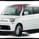 Maruti MR Wagon undisguised 【ワゴン】