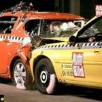 Crash test di tamponamento Autobild: Toyota iQ 【トヨタ】