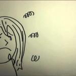【感動!涙!】新郎が新婦に贈ったパラパラ漫画に感動の嵐!