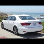 2013 Lexus LS Review 【レクサス】