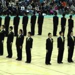 【驚き!必見!】日本体育大学の集団パフォーマンスが圧巻のクオリティ!