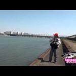 スピンボード55HW インスタービーター / 大橋裕之 / 東京湾奥シーバス / 春