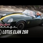 Restoration Finished: 1966 Lotus Elan 26R – Jay Leno's Garage 【ロータス】