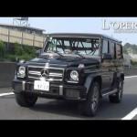 メルセデスベンツ G63AMG 中古車試乗インプレッション