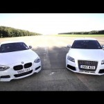 BMW M135i v Audi RS3: Road, Track, Race. – /CHRIS HARRIS ON CARS 【アウディ】