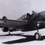 カーチスP40の高度別エンジン音
