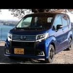 """新型ムーブ試乗 ムーヴカスタム RS """"Hyper SA"""" 2WD"""