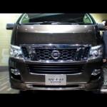 NISSAN NV350 CARAVAN Exterior Tokyo Motor Show 2011東京モーターショー 2011