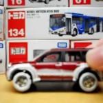 改造に失敗した日産エクストレイルのトミカ紹介&報告 [ミニカー miniature car]