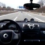 2008 Smart ForTwo Passion on the Autobahn 50-150kmh 【フォーツー】