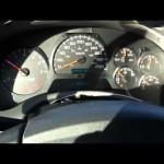 05′ Chevrolet TrailBlazer 4.2 LT T360 シボレー トレイルブレイザー