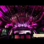 クライスラー300Cピンクリムジン 取材動画