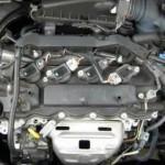 ラクティス1.3L コールドスタート エンジン異音