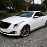 Redline First Drive: 2015 Cadillac ATS Coupe 【キャデラック】