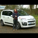 Citroen C3 Picasso MPV 2013 review – CarBuyer 【シトロエン】