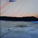 氷上ワカサギ釣り。 爆釣編