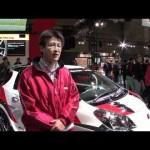 レース仕様のトヨタ iQ「GRMN iQ Racing Concept」 : DigInfo