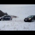 Suzuki SX4; Subaru XV fun and snow III. 【スズキ・スバル】
